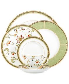 Wedgwood Oberon Collection; Macy's; $125.99