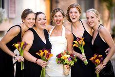 www.jenniferdavisphotography.com #thelibertyhouse #wedding #weddingparty