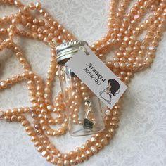 Pulsera perlas rosa comunión. Tus invitados no olvidaran ese día. #eventosconalma #recuerdoscomunion #undiaunico  www.luzzeros.es