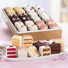 So cute! Petits Fours