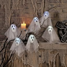 emmas fav haloween decor make your own halloween yard haunt
