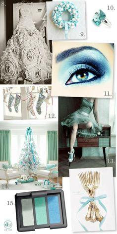 Ice Blue Wedding Decorations   Turquoise, Ice Blue & Tiffany Blue Wedding ...   Wedding Ideas