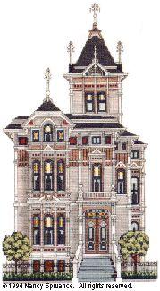 Westerfeld House designed by Nancy Spruance