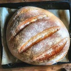 Bröd med olivolja, Manitoba cream, yoghurt och honung