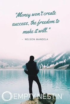 Money won't create success, the freedom to make it will. - Nelson Mandela The inspirational money quotes included in this collection are designed to provide inspiration, focus, and motivation by reading the words of the top thinkers. #quotes #inspirational #money Finance Quotes, The Freedom, Money Quotes, Nelson Mandela, Quotes Inspirational, Picture Quotes, Success, Good Things, Motivation