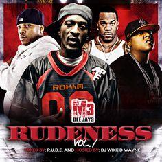HIP HOP From Various Artist. R.U.D.E.