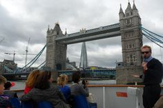 ACCORD ISS tour Tower Bridge!