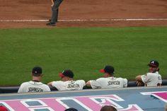 three Atlanta Braves named Johnson (2013)