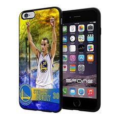 "NBA All Star Stephen Curry , Cool iPhone 6 Plus (6+ , 5.5"") Smartphone Case Cover Collector iphone TPU Rubber Case Black SHUMMA http://www.amazon.com/dp/B00WTOVIEC/ref=cm_sw_r_pi_dp_1feqvb0E87TXE"