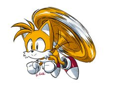 Tails by rongs1234 on DeviantArt