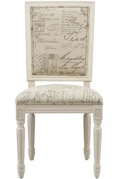 French Square Side Chairs - Set of 2 - Dining Chair - Dining Side Chairs - Upholstered Dining Chair | HomeDecorators.com