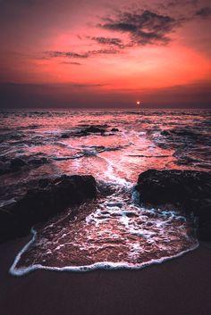 BABESCAPES - souhailbog:  SunsetHawaiian IslandsBySir Cire  ...