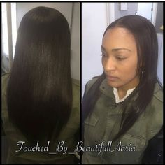 Ladies get your hair #today! Book your appointment today! @touched_by_beautifullaaria  You'll leave elated #photooftheday #longhair #lahair #ochair #love #hairstylist #longbeach #extensions #weave #iehair #middlepart #562hair #310hair #951hairstylist #bundledeals #malaysianhair #indianhair #curlyhair #wavyhair #straighthair #laceclosure #frontal by elationhair