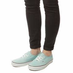 Women's Pale Blue Vans Authentic Viiii Trainers | schuh