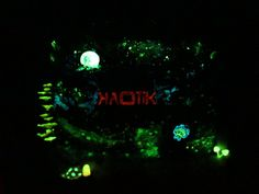 glow in the dark effect Untitled Paintings, Deviantart, Canvas, Tela, Paint, Painting Art, Canvases, Painting, Painted Canvas