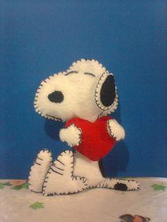 Snoopy - feltro