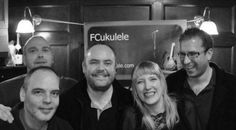FC Ukulele are a unique 5 piece band consisting of ukuleles, drums, harmonica, 4 part vocal harmonies and the occasional kazoo! They combine quality musicianship with experience. Collectively the band have been performing for decades to crowds of all shapes and sizes.