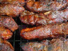 Drick's Rambling Cafe: BBQ Rib & Pork Rub, Bourbon Mopping Sauce and Bourbon BBQ Sauce