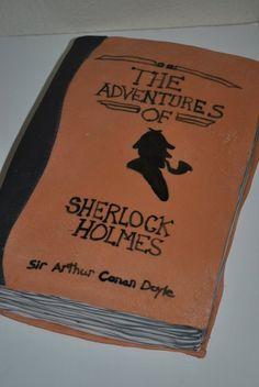 non BBC Sherlock 14 via pintrest Sherlock Cake, Sherlock Holmes Watson, Rehearsal Dinner Themes, 14th Birthday, Birthday Cake, Adventures Of Sherlock Holmes, Celebrate Good Times, Cake Images, Cupcake Cookies
