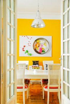 25 besten Farbkombinationen in Gelb Bilder auf Pinterest   Yellow ...