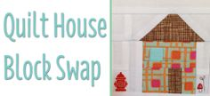 {SWAP} For those looking for a fun quilt block swap I'm currently hosting a improv house block swap. There's 2 swaps - one for Aussies only and one for International swap partners. :)  Link: http://gnomeangel.com/house-quilt-block-swap/
