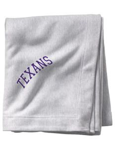 Tarleton State University Texans  Sweatshirt Blanket