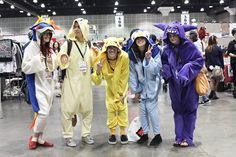 Gotta cosplay em' all! [via Kawaii Kakkoii Sugoi]