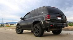 Image Chevrolet Trailblazer, Cool Trucks, Cars And Motorcycles, Offroad, Road Trip, Mole, Roads, Building, Blazers