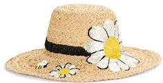 Kate Spade New York Daisy Sun Hat