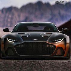 Aston Martin Dbs, Carros Aston Martin, Luxury Sports Cars, New Sports Cars, Sport Cars, Porsche, Audi, Maserati, Ferrari
