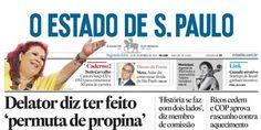#BethCarvalho O Estado de SP 2014