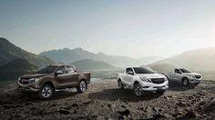 Mazda BT-50 Pro 2015 cạnh tranh trực tiếp Ford Ranger 2015 - OtoS - Tin tức Ô tô