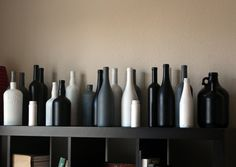 How To: Repurpose Booze Bottles