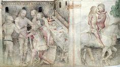 1370-1380, Italy