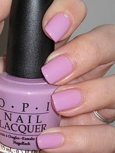 Love this color!- I'm always looking for new ones since I paint my nails 2 times a week at least!