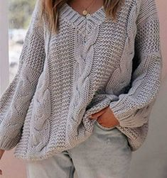 Knitwear, Knitting Patterns, Wraps, Pullover, Womens Fashion, Sweaters, Inspiration, Knitting Tutorials, Knit Sweaters