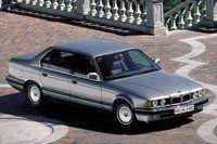BMW 750i (E32) 1987 — Parts & Specs
