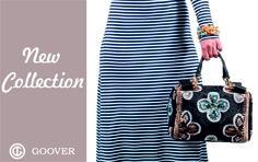 Мы с удовольствием сообщаем Вам, что в сети магазинов Goover поступила новая коллекция сумок! Изобилие моделей поможет Вам подобрать аксессуар под любой наряд по цвету и стилю. http://goover-fashion.com/bags-accessories