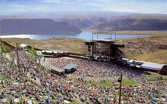 The Gorge at George! This venue is one of Washington State's hottest, and regularly provides a lineup of entertaining and memorable acts. This year is no exception – so come in and see what the Gorge has to offer!