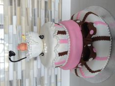 Baby shower cake by Baking Buddies
