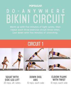 Bikini Workout Do it Anywhere