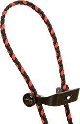PARADOX PRODUCTS LLC F3 Braided Target Bowsling Red/Black, EA