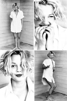 drew barrymore #herb_ritts