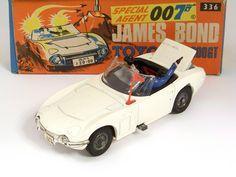 James Bond Toys 1967 Toyota GT 2000
