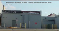 walmart will be concentration camps -but for who?the red sticker people?