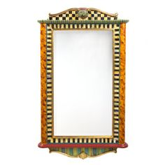 MacKenzie-Childs - Thistle Mirror - Small
