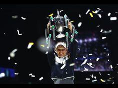 Caroline Wozniacki - Venus Williams Özeti 29.10.2017