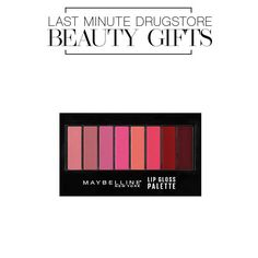 Last-Minute Drugstore Beauty Gifts Under $20: Lipstick.com