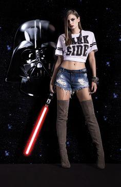 "Star Wars by Triton - T-Shirt ""Dark Side"""