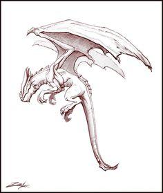 dragon_sketch_by_zoriy-d33zc6o.jpg (822×972)